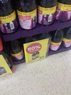 Vimto 3L instore at Iceland for £3