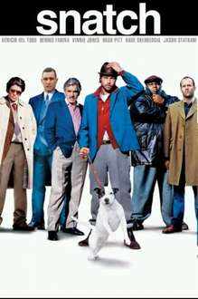 Snatch (2000) buy HD on Google Play £3.99 (was £13.99)