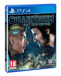 bullet storm full clip edition PS4 £25.99 @ Amazon
