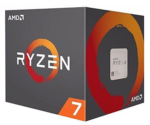 AMD RYZEN 7 1800X 8-Core 3.6 GHz (4.0 GHz Turbo) Socket AM4 95W Desktop Processor £428.99 @ Amazon.co.uk