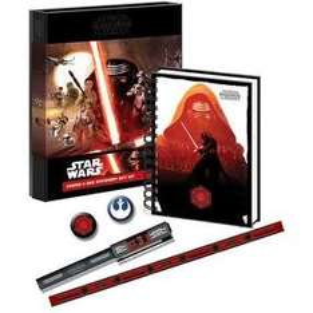 Star Wars Choose A Side Stationery Gift Set 99p @Home Bargains (Instore)