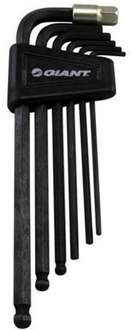 Giant Hex Key 7 Piece Set @ Tredz - £4.99