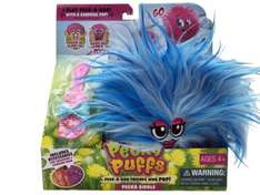 Peeka Puffs Plush Toy (Blue) - £2.30 @ Amazon (Add-on item)