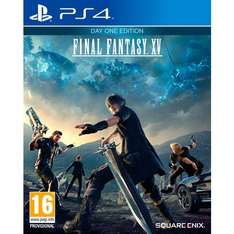 [PS4/Xbox One] Final Fantasy XV: Day One Edition - £20.00 - Smyths