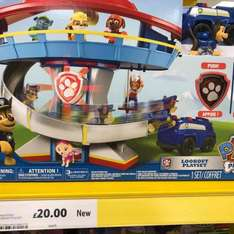 Paw Patrol Lookout Tower (NOT Basic Version!!) Reduced at Last £20 Tesco In-store (Eastville, Bristol)