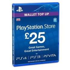 £25 Playstation Network Card / £25 Xbox Live Credit £20 (C&C) @ Smyths (Selected Stores)