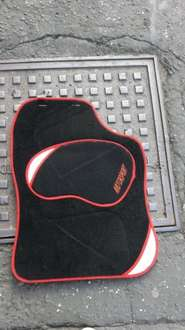 full set of car mats all different types £2 @ Poundstretcher