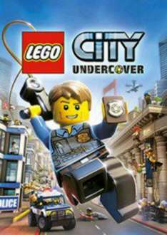 Lego City Undercover for PC (Steam Download), CDKeys - £11.39 (using 5% FB like)