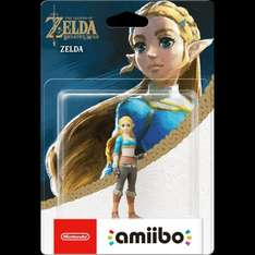 Zelda amiibo - The Legend OF Zelda: Breath of the Wild Collection £12.99