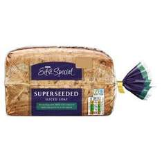 ASDA Extra Special Superseeded Bread (800g) ONLY 85p @ Asda