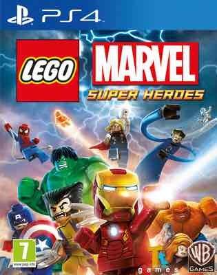 PS4 Lego Marvel Super Heroes - £12.85 @ ShopTo