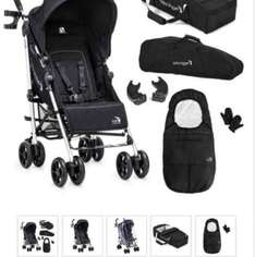 Baby Jogger Vue with Accessories - Pram World - £199.99