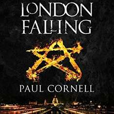 Audible DOTD, London Falling by Paul Cornell audio book £2.99