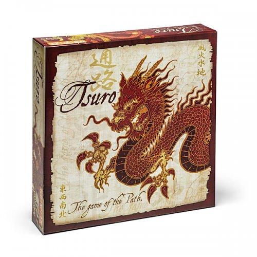 Tsuro - The Game of the Path £18.99 - Amazon (Prime)