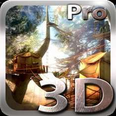 Tree Village 3D Pro lwp (was 77p) now FREE @ Google Play Store