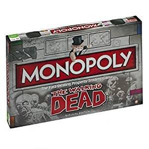 The Walking Dead Monopoly Survival Edition £15.88 (Prime) / £20.63 (non Prime) at Amazon