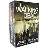 The Walking Dead Collection - 4 Book Set / Assassins Creed 3 Book Collection (inc Bestseller The Secret Crusade) £6.40 each set C+C with code @ The Works