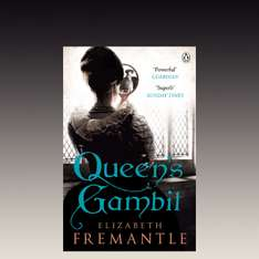 Queen's Gambit'  book by Elizabeth Fremantle £1 in WHSmiths with o2 Priority (good reviews on Amazon