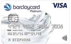 Barclaycard Platinum 25/25 Credit Card - 0% On Balance Transfers & Purchases + £25 cashback (Quidco)