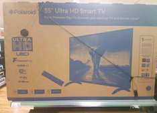 "Polaroid Smart 55"" Ultra HD TV £325 @ Asda instore"