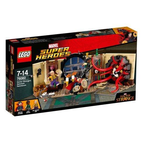 LEGO Marvel Doctor Strange's Sanctum Sanctorum 76060 £20 Delivered @Amazon/Smyths