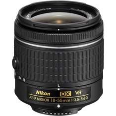 Nikon AF-P DX NIKKOR 18-55mm f/3.5-5.6G VR Lens £49.99 @ Eglobal central