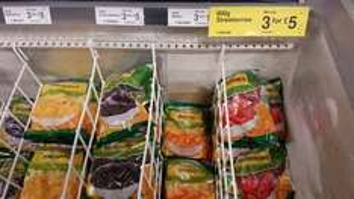 Frozen fruit deal 3 for £5 @ Farmfoods