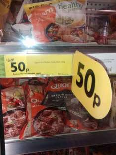 Quorn 520g Chicken Style Fillets for £0.50 @ Morrisons