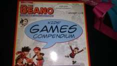 Beano kids games compendium!! 55 games in one box!! £2.99 @ home bargains