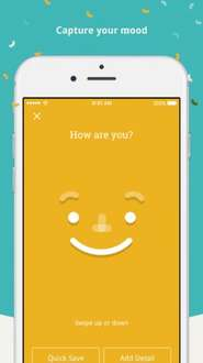 Moodnotes - Thought Journal / Mood Diary FREE during  Mental Awareness Week on the App Store