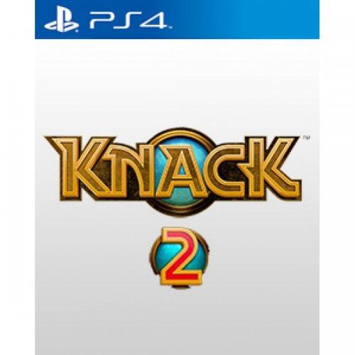 [PS4] Knack 2 - £26.99 - 365Games (Base - £25.85)