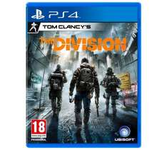 Tom Clancy The Division PS4 was £36.99 NOW £11.99 free C&C at Argos