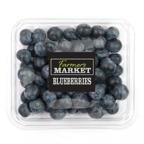 Farmer's Market fresh Blueberries (7 Day deal) Blueberries 125g was £2.00 now £1.00 @ Iceland