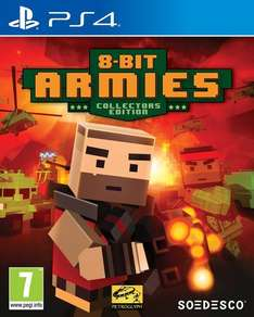 8-Bit Armies Collector's Edition (PS4/Xbox One) £32.99 (Prime) £33.85 (Base) Delivered (Preorder) @ Amazon/Base