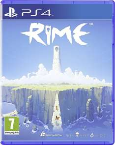 RIME (PS4/XBOX ONE) £22.99 with Prime (£24.99 without) Amazon