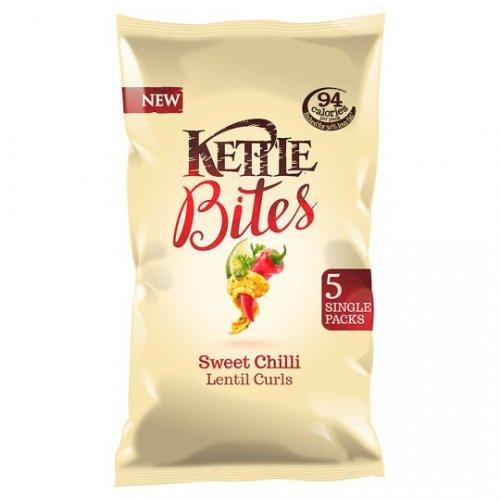 Kettle Bites 5x22g - £1.00 (£0.50 after cashback) @ Tesco