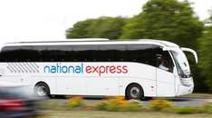 London to Nottingham only £2 @ National Express (£1 booking fee)