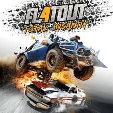 Flatout 4 Total Insanity PS4 £23.24 (PS+ price) on Playstation Store UK