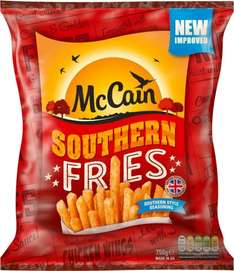 McCain Southern Fries - Thin & Crispy (750g) was £1.75 now £1.00 (Rollback Deal) @ Asda