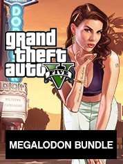 Grand Theft Auto V Megalodon Bundle (PC) £23.79 @ Greenman Gaming
