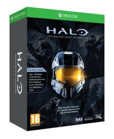 Halo The Master Chief Limited Edition £9.99 @ Game now online