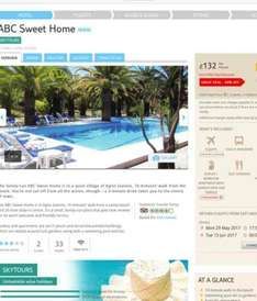 May half term holiday £132 p/p 2A 3C 14 days in Greece (Total £659) @ Thomson