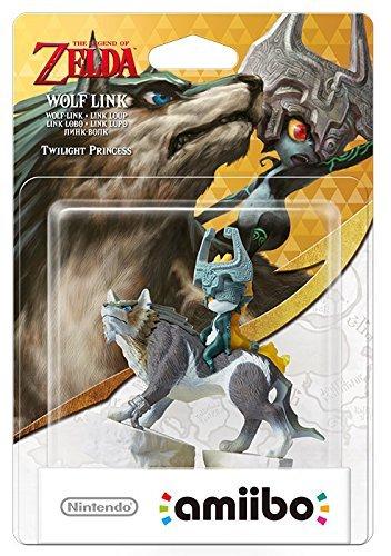 Wolf Link amiibo (Nintendo Wii U/Nintendo 3DS/Nintendo Switch) £12.99 @ Amazon Prime