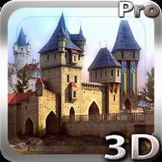 Castle 3D Pro live wallpaper (was £1.02) now FREE @ Google Play Store