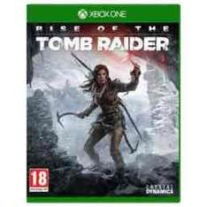 Rise of the tomb raider (XB1) £7.99 preowned @ GAME