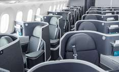 American Airlines Business class Manchester to Oklahoma £1046 Return