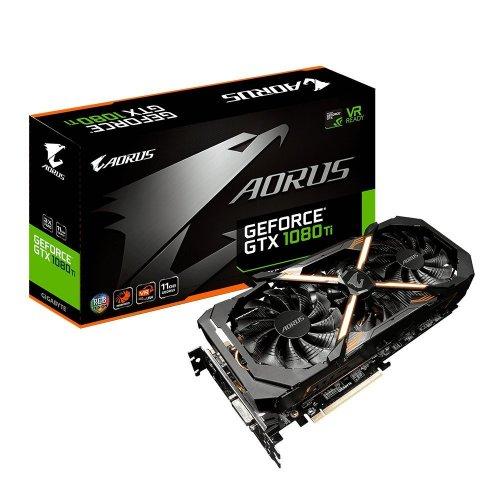 Gigabyte AORUS NVIDIA GeForce GTX 1080 Ti £669.99 @ Amazon