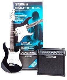 yamaha Pacifica 012 starter pack £149.00 at guitar guitar
