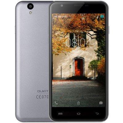Oukitel U7 Max Dual Sim 3G mobile phone @ £39.77 @ GearBest