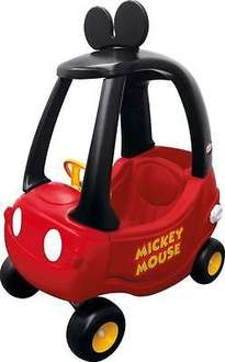 Little tikes cozy coupe Micky mouse £34.99 @ Argos / Ebay